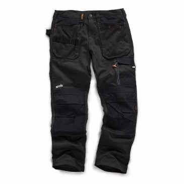 Scruffs 3D Trade Trouser Graphite
